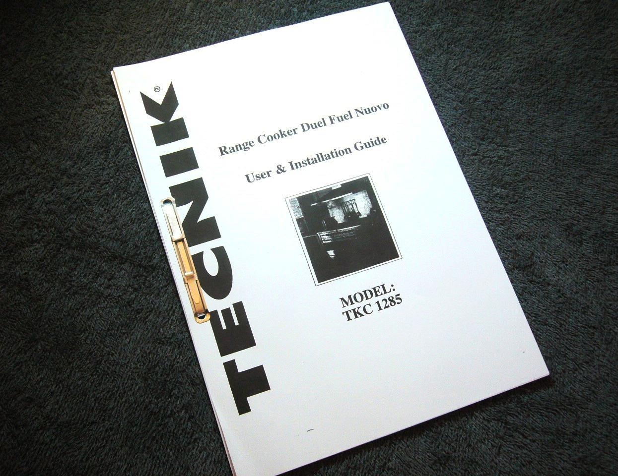 tecnik range cooker manual iPod Nano User Guide Apple iPhone User Guide